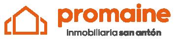 Promaine San Antón Inmobiliaria Logo